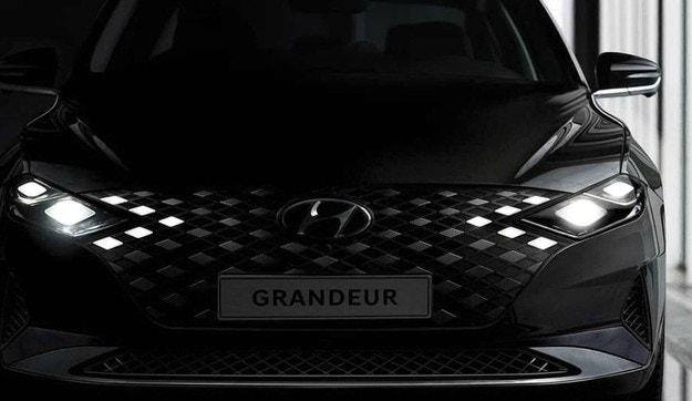 Hyundai обяви голям седан с оптика в решетката