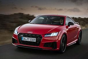 Наследникът на Audi TT ще бъде електрически кросоувър