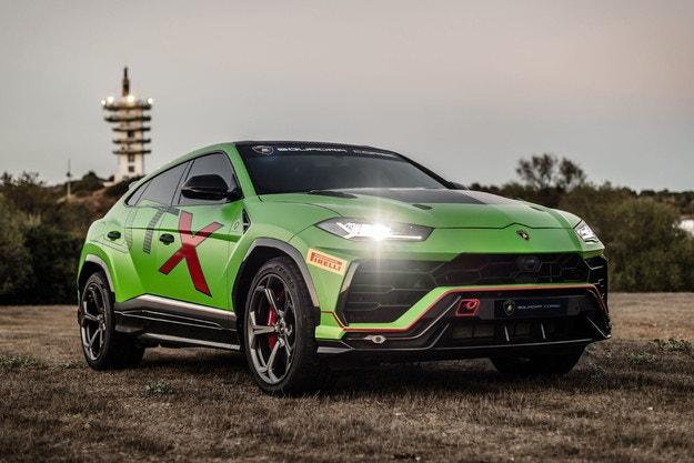 Lamborghini показа спортна версия на Urus