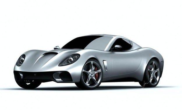 Ugur Sahin Design GT-S Passionata