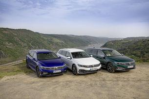 Иновативните системи за задвижване на VW Passat