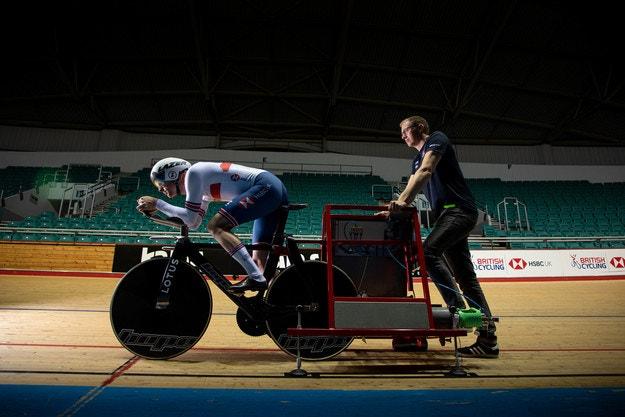 Lotus разработва велосипед за Олимпиадата