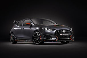 Hyundai представя концепта Veloster N Performance