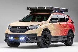 Honda представи два тунинговани CR-V