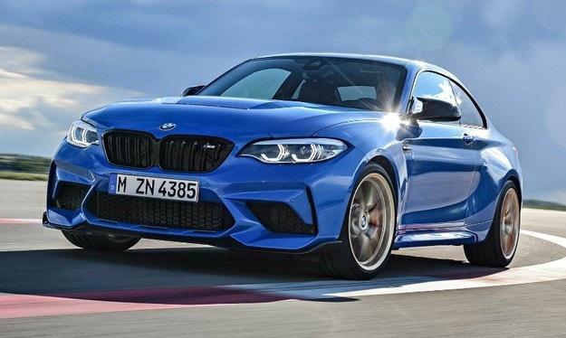 Най-мощното и най-бързо купе BMW M2 с 450 к.с.