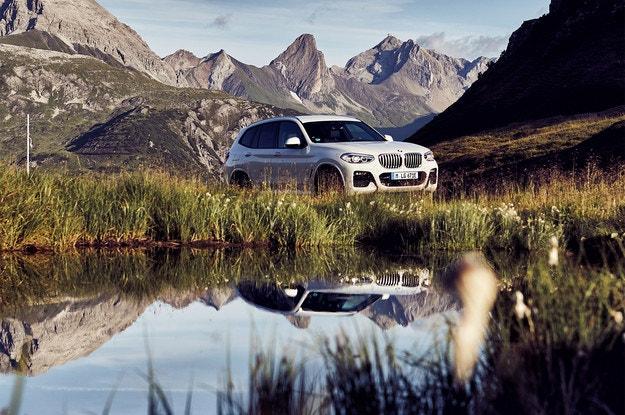 Производството на BMW X3 xDrive30e почва през декември