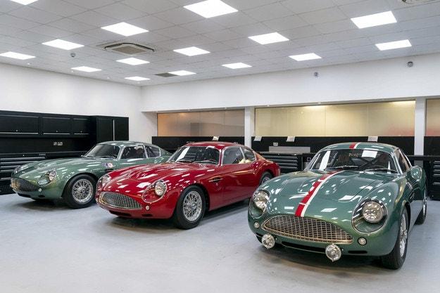 Първите DB4 GT Zagato тръгват към клиентите
