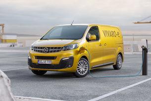 Citroen, Opel и Peugeot пуснаха електрически микробуси