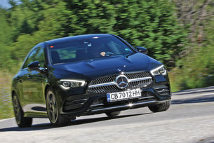 Mercedes CLA: Герой на новото време