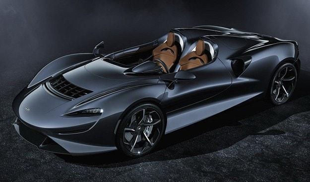 McLaren разкри суперавтомобил с 815 к.с.
