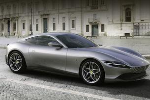 Ferrari представи новото купе Roma