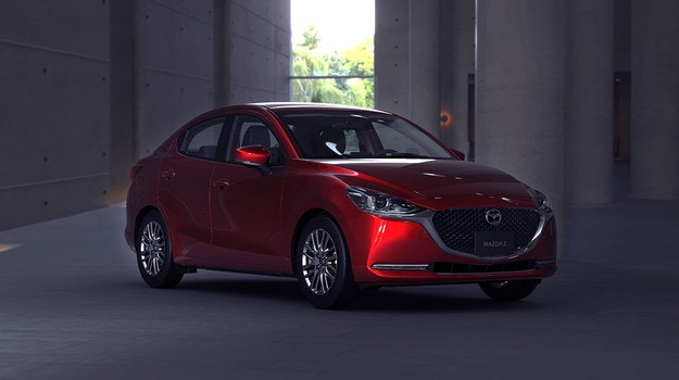 Промениха седана Mazda 2 като хечбека