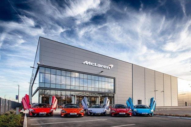 McLaren назначава нов персонал в Шефилд