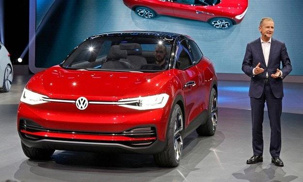 Разширяват завода на VW Group в САЩ