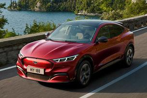 Ford представи новия кросоувър в стил Mustang