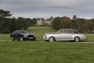 Bentley празнува 60 години от своя V8 двигател