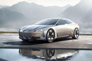 Бъдещото BMW i4: Електрическо задвижване и 530 к.с.