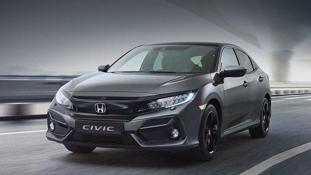 Премахнаха виртуалните бутони в салона на Honda Civic