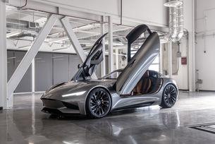 Karma Automotive представя своя прототип SC2