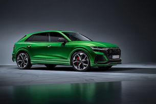 Audi показа кросоувъра RS Q8 с 600 конски сили