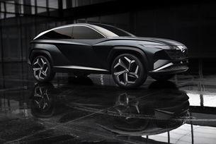 Hyundai показа в LA предвестник на новия Tucson