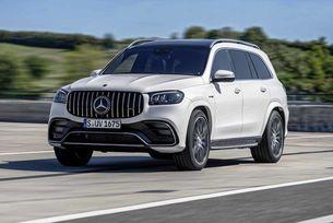 Mercedes представи най-мощния кросоувър GLS