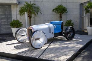 Представиха концепта Vision Mercedes Simplex