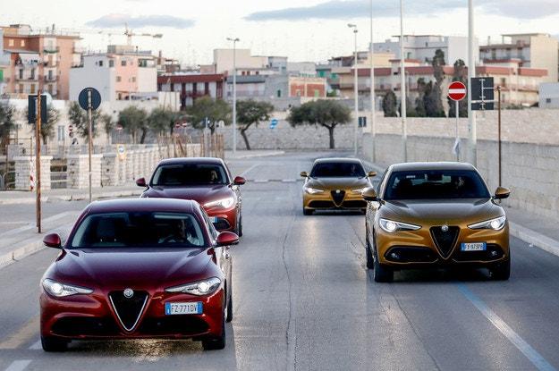 Обновените Alfa Romeo Giulia и Stelvio са по-удобни