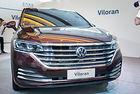 Volkswagen разкри най-големия модел върху MQB