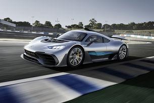 Mercedes-AMG One: Очакван дебют през 2021 г.
