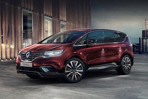 Renault показа първия автомобил с матрични фарове