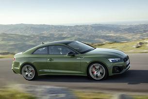 Обновиха Audi A5, започват поръчките