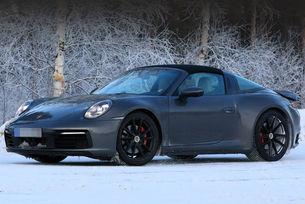 Porsche 911 Targa продължава ретростила на предците