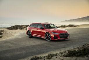 Новият Audi RS 6 Avant стартира от 117 500 евро