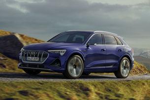 Увеличиха автономния пробег на Audi e-tron