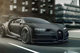 Bugatti представи специална версия на Chiron