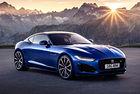 Jaguar разкри обновения спортен автомобил F-Type