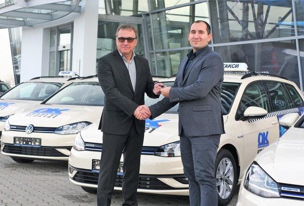 80 нови Volkswagen Golf Variant на метан за ОК Супертранс АД