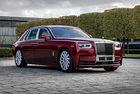 Rolls-Royce Phantom Bespoke Red за благотворителност