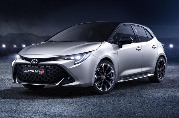 Toyota Corolla остава само хибрид от 2020 г.