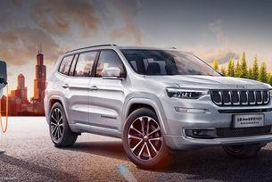 Jeep Commander PHEV стартира в Китай