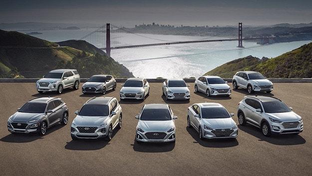 Hyundai очерта бъдещето си в план Strategy 2025