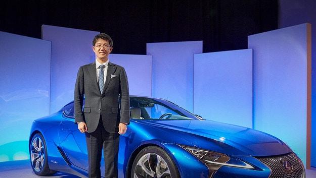 Инж. Коджи Сато e новият президент на Lexus