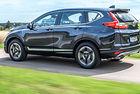 Honda CR-V и Seat Tarraco