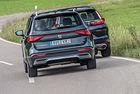 Honda CR-V и Seat Tarraco: Пълен напред
