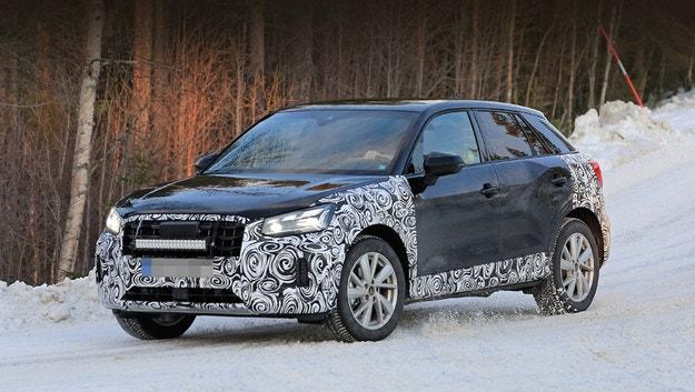 Audi Q2 е готов за обновяване през 2020
