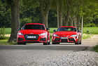 Toyota GR Supra срещу Audi TTS Competition: Кръщение с огън