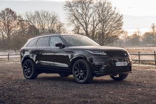 Лимитираното издание Range Rover Velar R-Dynamic Black