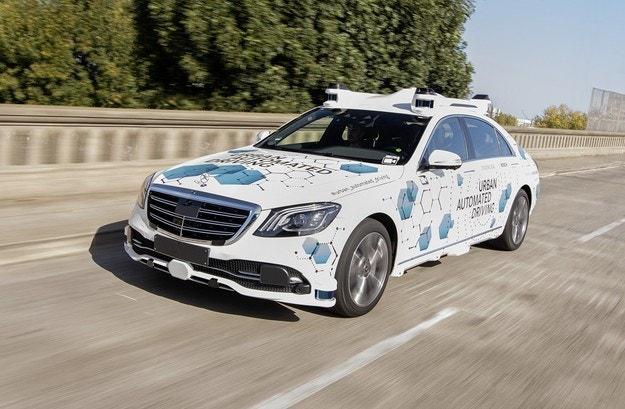 Bosch и Mercedes-Benz стартират пилотен проект