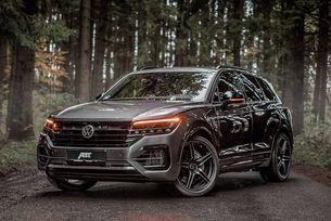 Тунери доработиха дизелов Volkswagen Touareg с 500 к.с.